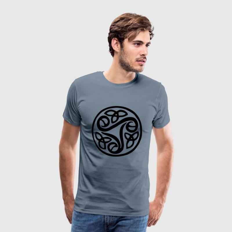 Triskele - Men's Premium T-Shirt