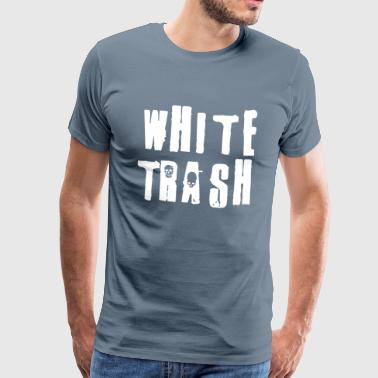 White Trash Patriots - Men's Premium T-Shirt