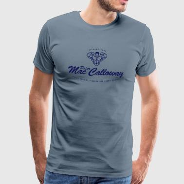 Peter Mac Calloway Fitness Musculation - T-shirt Premium Homme