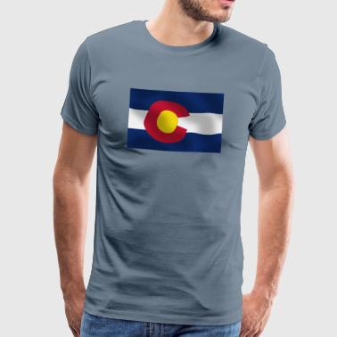 Colorado - Mannen Premium T-shirt