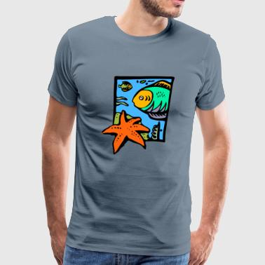 fish424 - Men's Premium T-Shirt