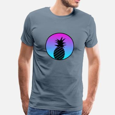 Let's make the Ananas great! - Männer Premium T-Shirt