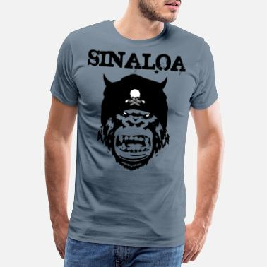 Party Sinaloa Mexico - Männer Premium T-Shirt