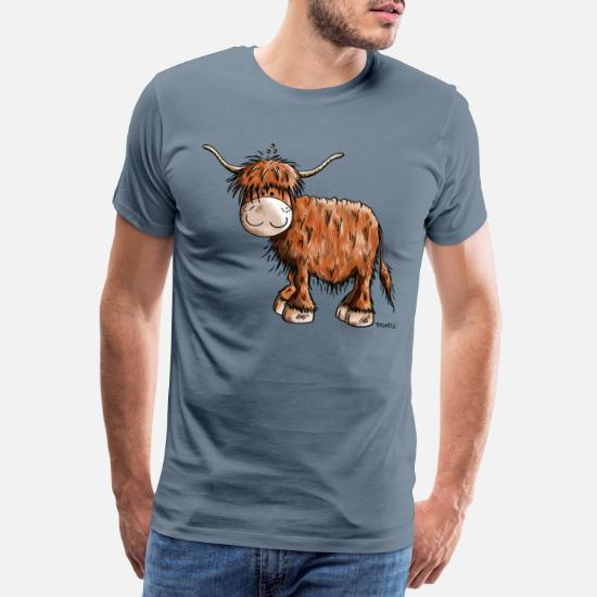 0717 Massey Ferguson 6465 Premium T skjorte for menn