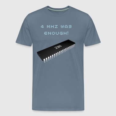 Vintage Chip Z80 - Men's Premium T-Shirt
