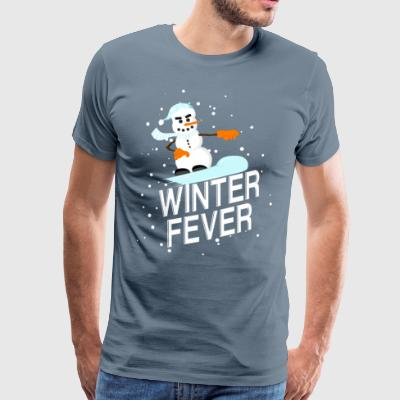 Winter Fever - Men's Premium T-Shirt