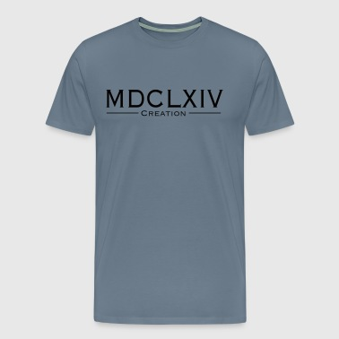 MDCLXIVcreation - Men's Premium T-Shirt