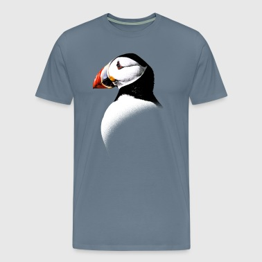 Atlantic Puffin - Men's Premium T-Shirt