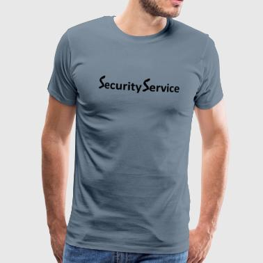 Security Service - Men's Premium T-Shirt