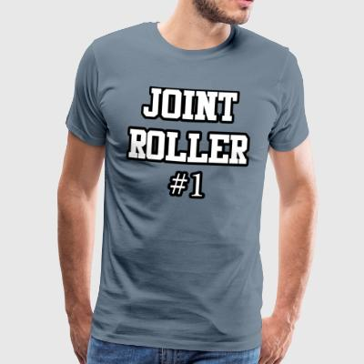 joint Roller - Premium T-skjorte for menn
