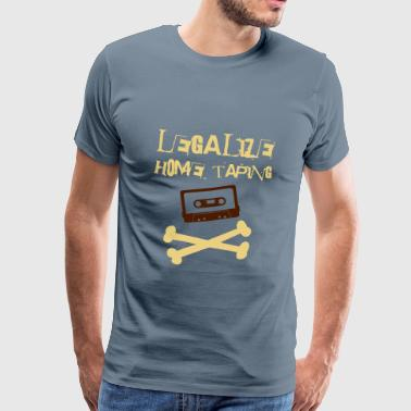 Legalize - Men's Premium T-Shirt