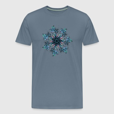 Fractals - Men's Premium T-Shirt