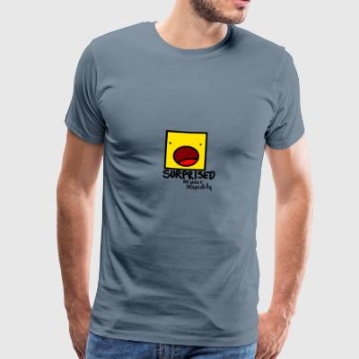 Surprised - Men's Premium T-Shirt