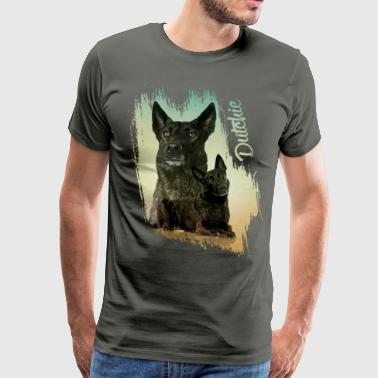 Dutchy Dutch Shepherd - Dutchie - Men's Premium T-Shirt