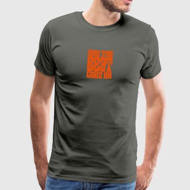 and the beat goes on - Männer Premium T-Shirt