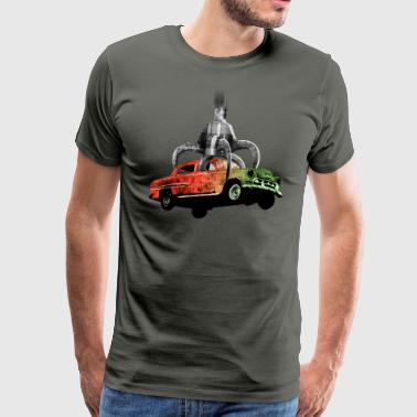 Junk Yard - Men's Premium T-Shirt