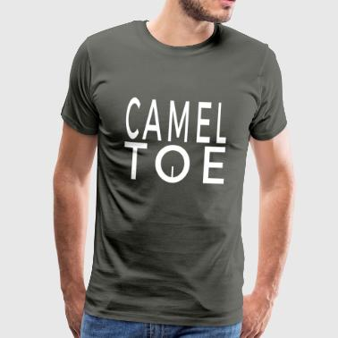 Camel Toe - Men's Premium T-Shirt