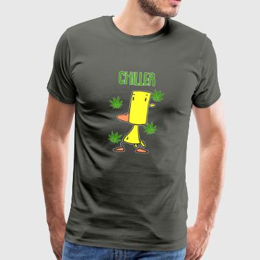 high duck chiller - Männer Premium T-Shirt