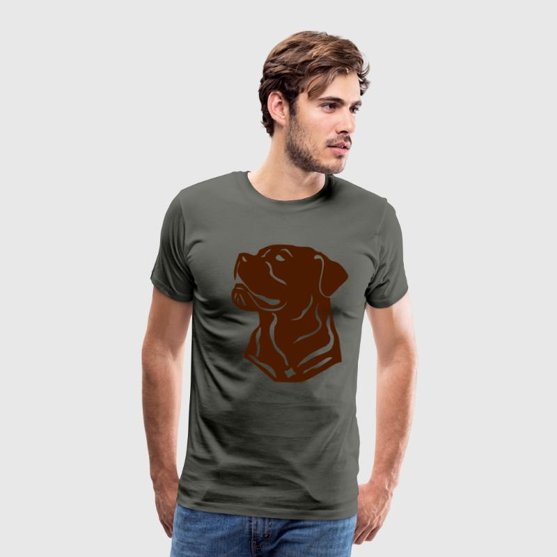 corso - www.dog-power.nl - Mannen Premium T-shirt