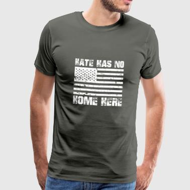 Hate Has No Home Here - Männer Premium T-Shirt