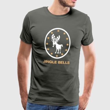 Jingle Bells - Männer Premium T-Shirt