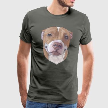 Happy Stafford - Men's Premium T-Shirt