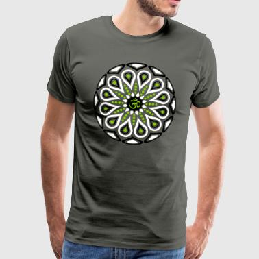 OM MULTICOLOR - Men's Premium T-Shirt