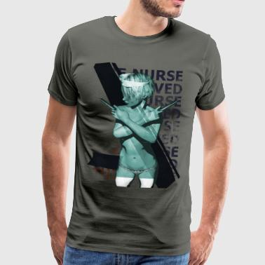 The Nurse - Männer Premium T-Shirt