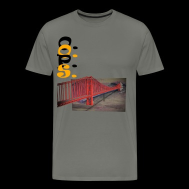 Golden gate - T-shirt Premium Homme