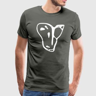 T Bone Steak - Men's Premium T-Shirt