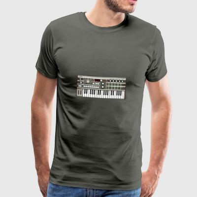 Micro Synthétiseur mkIII #TTNM - T-shirt Premium Homme