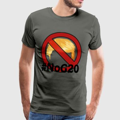 NoG20 Trump - Men's Premium T-Shirt