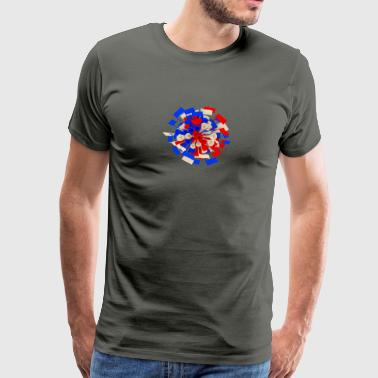 propaganda Planet - Men's Premium T-Shirt