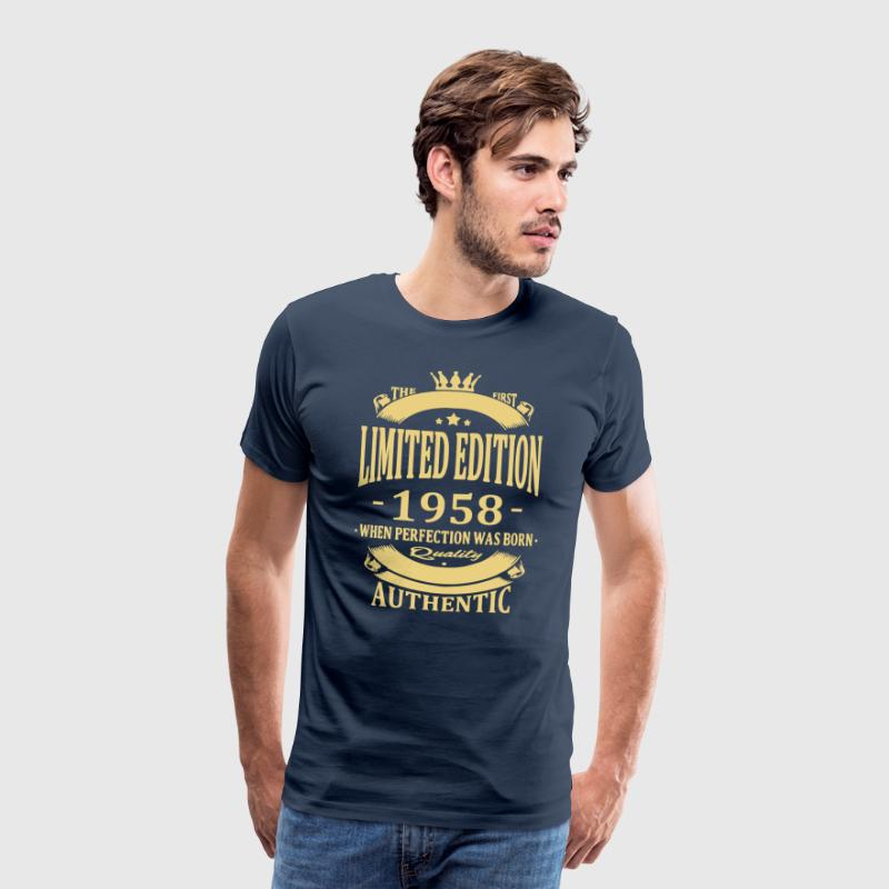 Limited Edition 1958 - Herre premium T-shirt