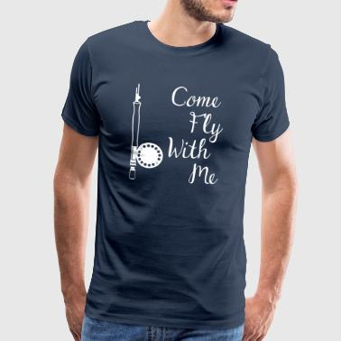 Come Fly With Me - Männer Premium T-Shirt