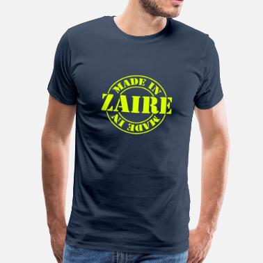 Zaire made_in_zaire_m1 - Men's Premium T-Shirt