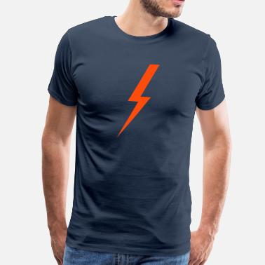 Greek Mythology lightning - Männer Premium T-Shirt