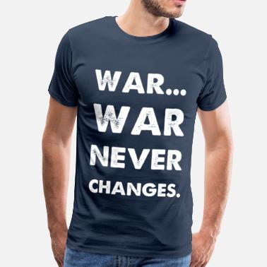 Fallout War Never Changes - Men's Premium T-Shirt