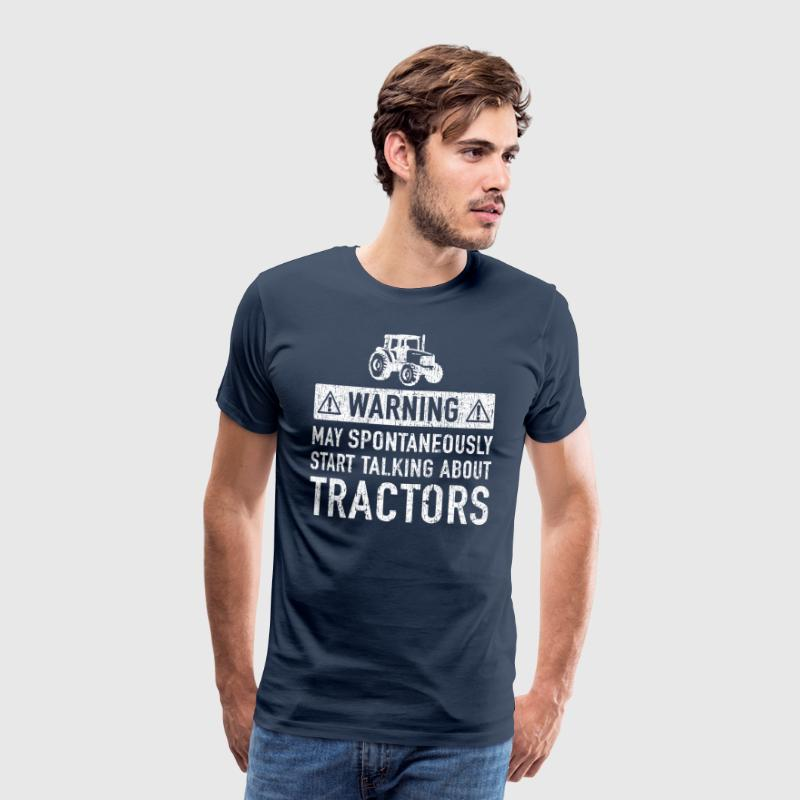 Original Gift For Farmer - Men's Premium T-Shirt