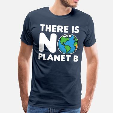 Planet Earth Environment earth planet - Men's Premium T-Shirt