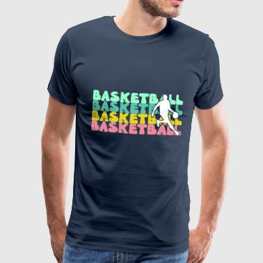 Basketball basketball basketball team - Men's Premium T-Shirt