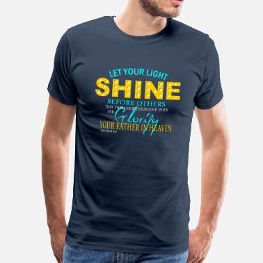 Shine Shine   - Men's Premium T-Shirt