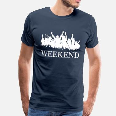 Showtek weekend - T-shirt Premium Homme