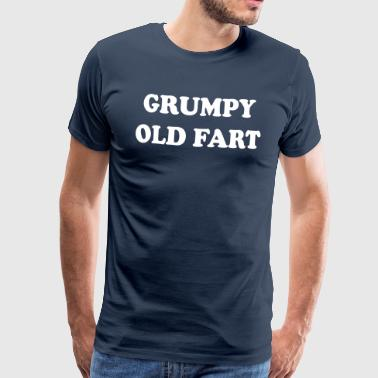 Grumpy Old Fart - Men's Premium T-Shirt