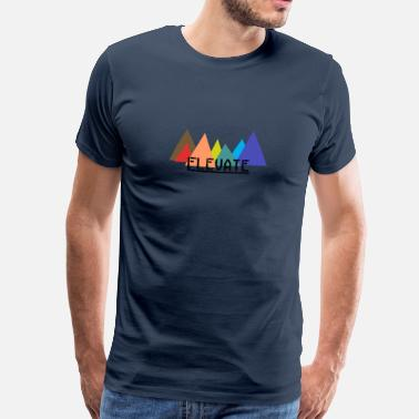 Elevate Elevated to the Mountains - Men's Premium T-Shirt