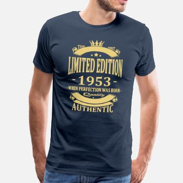 1953 Limited Edition 1953 - Männer Premium T-Shirt