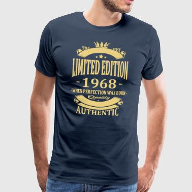 Limited Edition 1968 - Mannen Premium T-shirt
