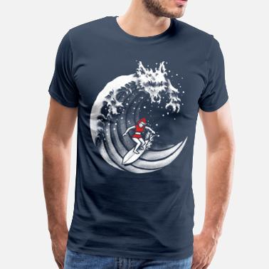 Coole Little Red Surfing Hood - Männer Premium T-Shirt