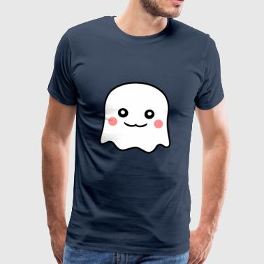 Cute Ghost - Men's Premium T-Shirt