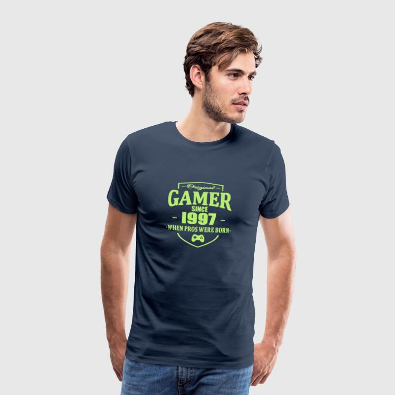 Gamer Since 1997 - Men's Premium T-Shirt